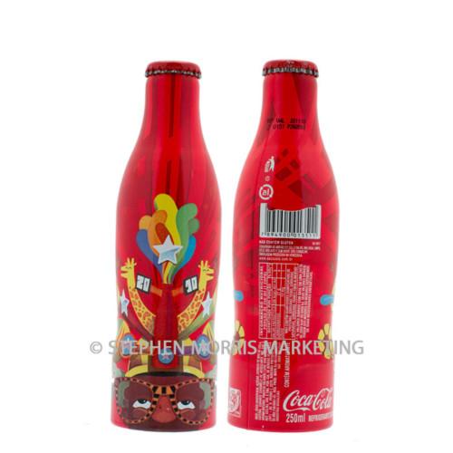 Coca-Cola Brazil FIFA World Cup 2010 - Product Code CCC-0099-0