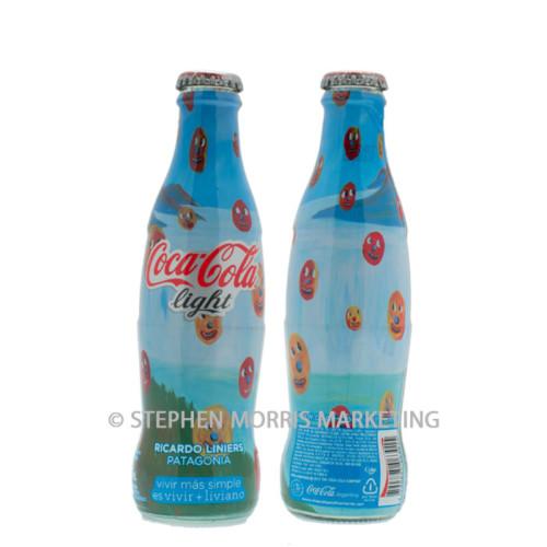 Coca-Cola Light Argentina 2013 - 'Patagonia' - Product Code CCC-0111-0