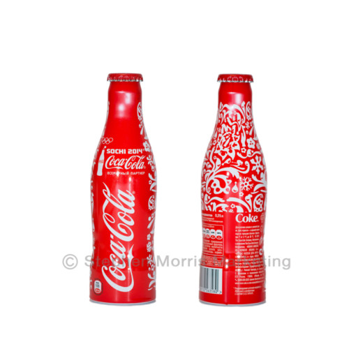 Coca-Cola Russia Sochi 2014 Winter Olympic Games-Product Code CCC-0125-0