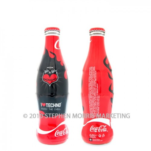 Coca-Cola Collectibles 'Enjoy the Chill' Bottle - 2003