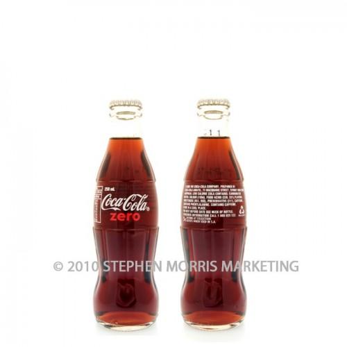 Coca-Cola Light 'Magazine' Bottle - 2007