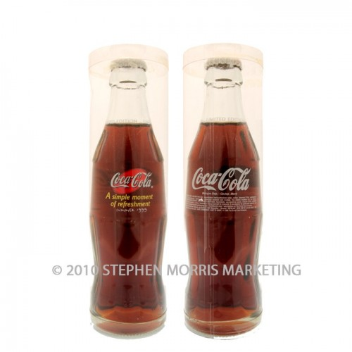 Coca-Cola Collectibles Summer Promotion Bottle - 1999