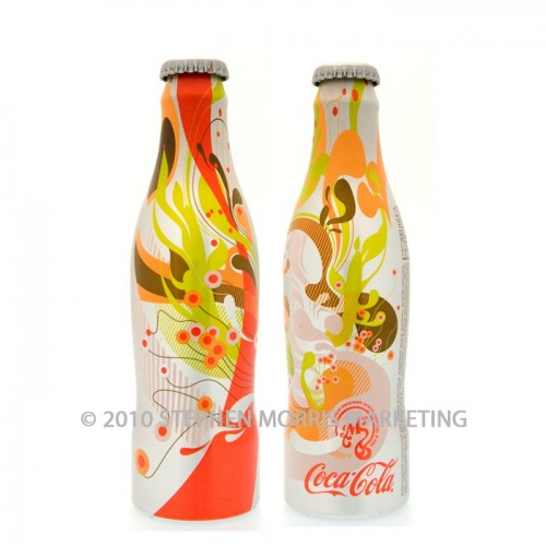 Coca-Cola Rex & Tennant McKay Bottle - 2006