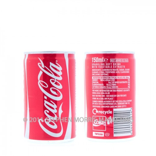 Coca-Cola Collectibles150ml Aluminium Can 2002
