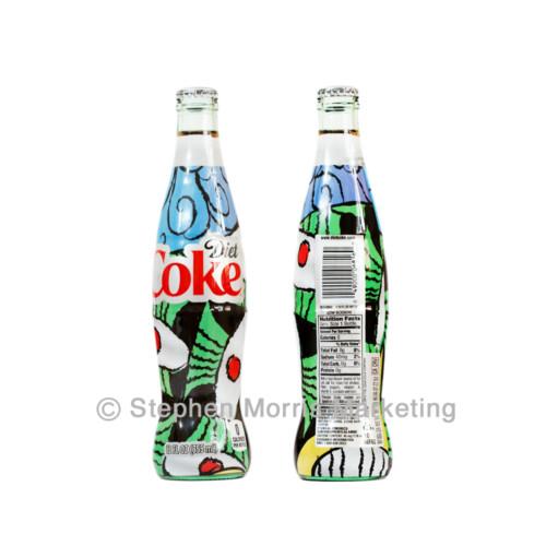 USA Diet Coke Bottle-CCC-0144-0
